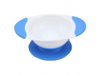 Farlin miska 360° polohovací 150 ml modrá