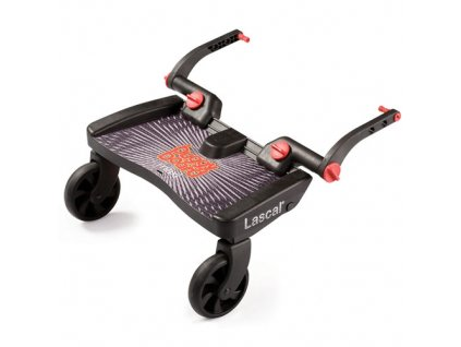 lascal buggyboard maxi cerne