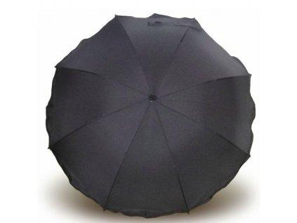 Eisbärchen slunečník ke kočárku Premium 80 cm černý e7008SZ