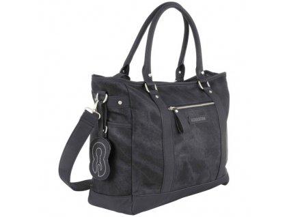 Koelstra přebalovací taška Bine Ekokůže Black KOE606006601