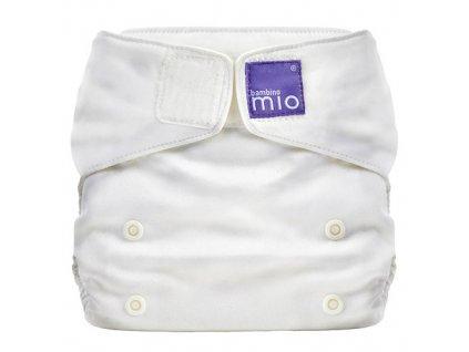 Bambino Mio Miosolo plenkové kalhotky bílé SOA