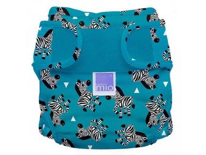 Bambino Mio Miosolo plenkové kalhotky Zebra