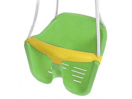 v houpacka baby zelena