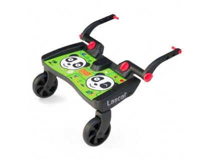 lascal buggyboard maxi panda zel