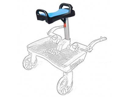 lascal buggyboard sedatko modre