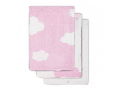 jollein zinka cloud pink 3ks