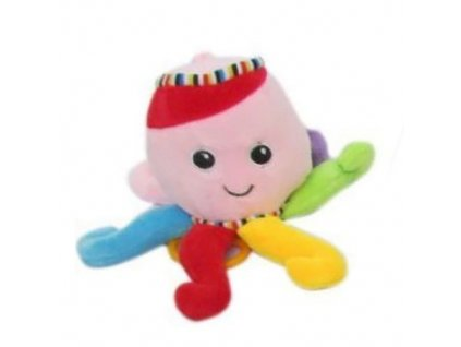teddies chobotnice pink