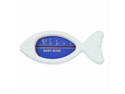 33128 teplomer koupelovy rybicka bilomodra