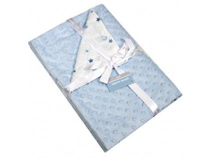 pc deka minky modra