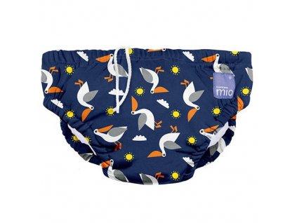 bambino mio plavky pelikan