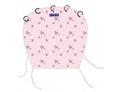 dooky clona hearts pink