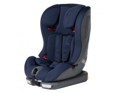 Autosedačka i-Size 76-150cm Avova Sperling Fix Atlantic Blue