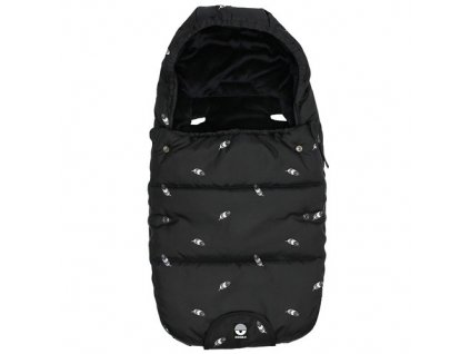 dooky footmuff feathers deluxe