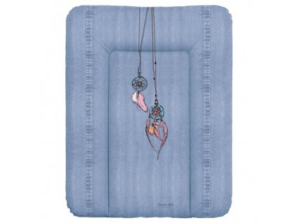 ceba 50x70 denim d catcher blue