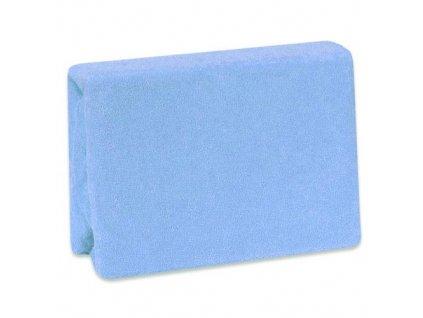 v prosteradlo frote 60x120 modra 24