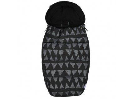 dooky footmuff bl tribal deluxe