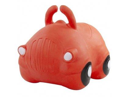 sunbaby skakaci auto cervene