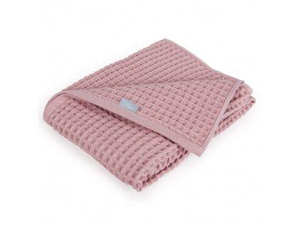 ceba deka wafle pink