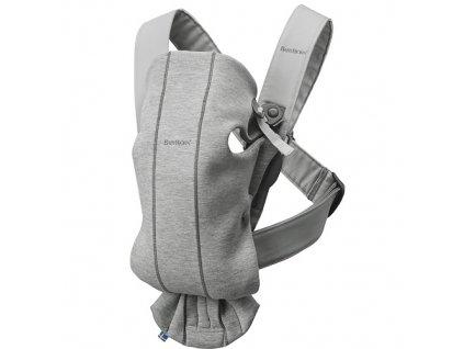 babybjorn nositko mini light grey