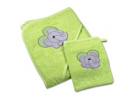 dekoratex osuska zelena slon