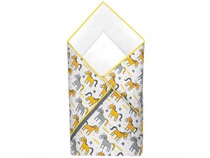 80x80 unicorn yellow