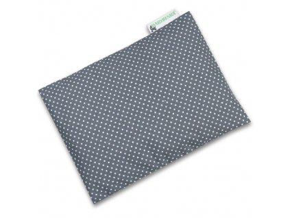 nahrivaci pohanka dots grey