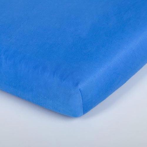 Träumeland prostěradlo 60-70x130-140 cm Tencel blau TT04083