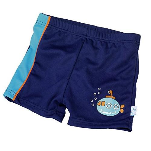 Fashy kojenecké plavky s nohavičkou 74-80 modré 15540 54 M 15540 54 M