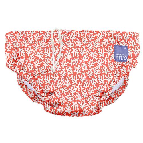Bambino Mio koupací kalhotky L 9-12kg Coral Reef SWPL COR