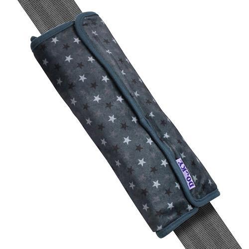 Dooky Seatbelt pillow Grey Stars 126924 126924