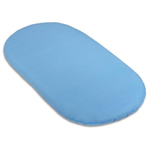 Babyrenka matrace Basket pro koše a kočárek 70x40 cm sky blue MKK0217S