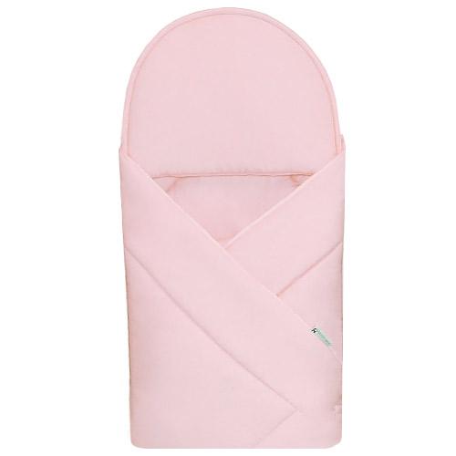 Babyrenka zavinovačka 90x90 Uni pink R9PU100289