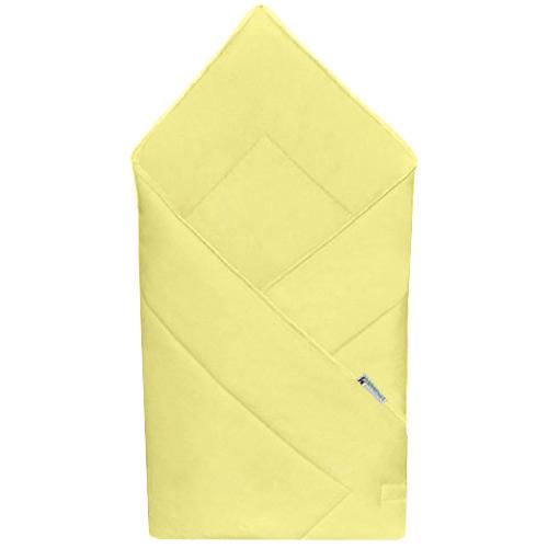Babyrenka zavinovačka 80x80 Uni yellow R8PU450200