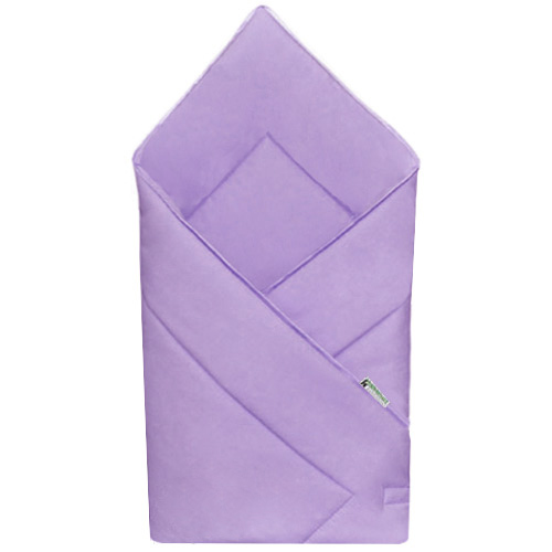 Babyrenka zavinovačka 80x80 Uni violet R8PU710200