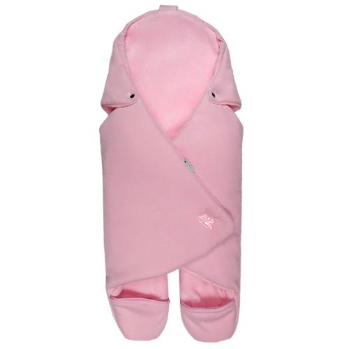 Babyrenka zavinovačka do autosedačky Basic Polar pink ZAPP410