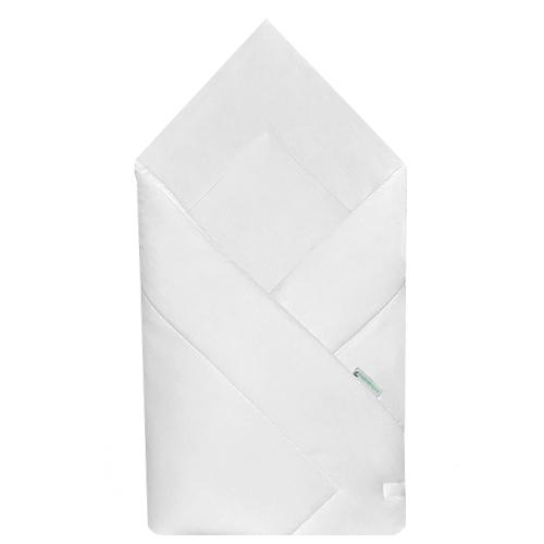 Babyrenka zavinovačka 80x80 cm Simple bílá R8S010166