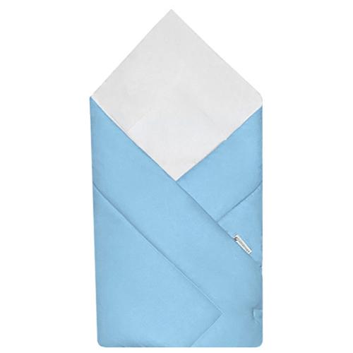 Babyrenka zavinovačka 80x80 Simple sky blue R8S220177