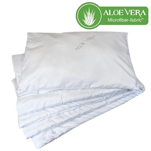 Babyrenka souprava deka a polštář  40x60, 100x135 cm Aloe Vera EU 200 gr SEUA2000300