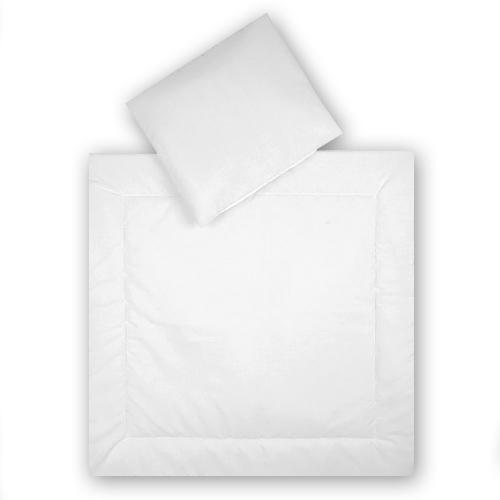 Babyrenka souprava deka a polštář do kolébky 80x80 a 30x40 cm SK0165
