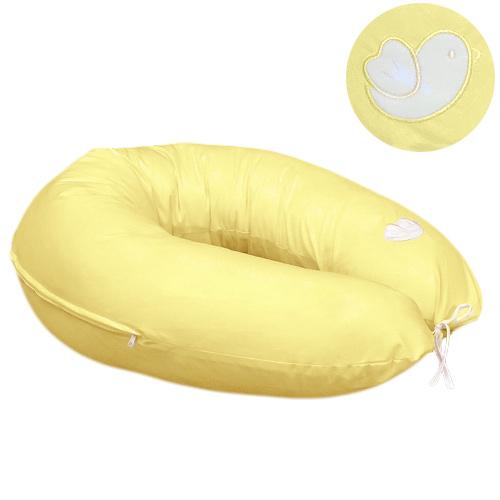 Povlak na kojící polštář Bird yellow PKPA45230