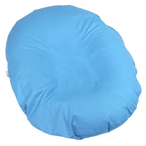 Babyrenka kojenecký relaxační polštář 80x60 cm EPS Sky Blue KRPSB380