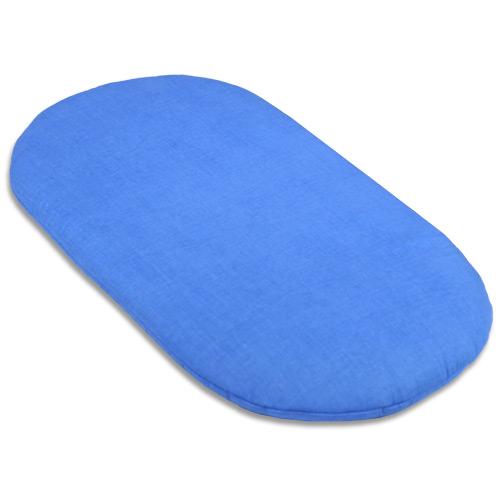 Babyrenka prostěradlo do kočárku Lisa 40x80 cm Blue