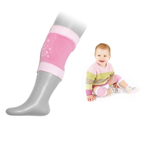 Besnazzy chrániče na kolena růžová NK-01R