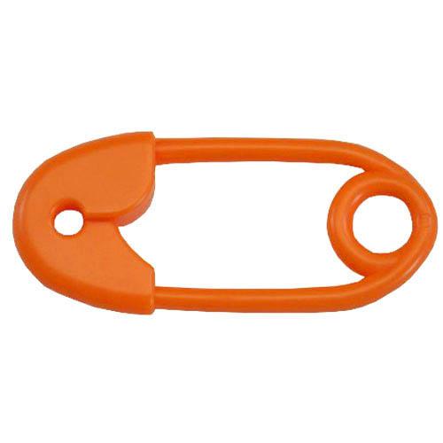 Farlin chrastítko Špendlík oranžová
