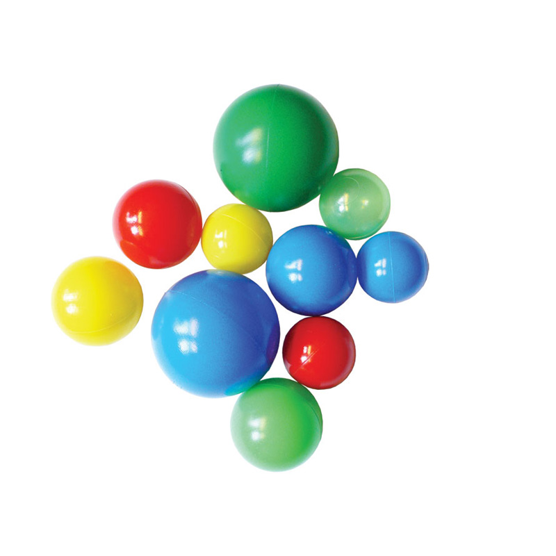 Farlin sada plastových míčků na koupání PTN-10