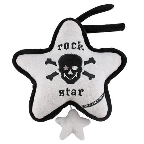 RSB hrací strojek Rock Star Pirát s melodií Brahms 90502 90502