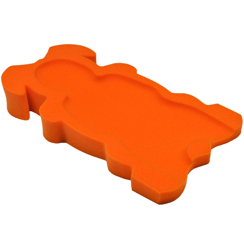 Badum molitanové lehátko do vaničky Maxi oranžové Maxi02