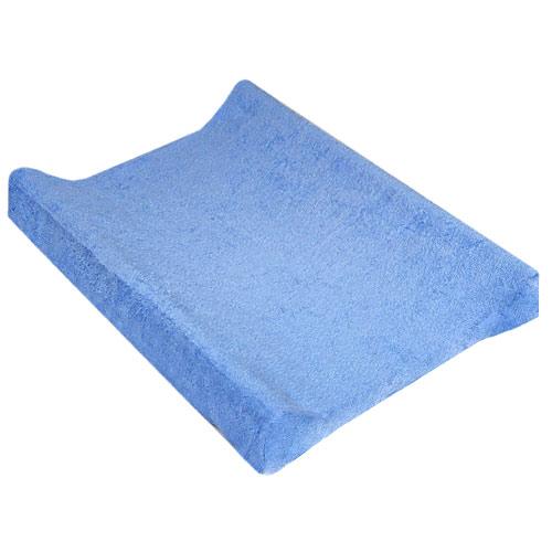 TyiMy povlak na podložku froté modrý 80x50 cm 0139MO