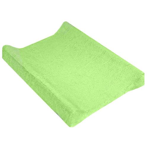 TyiMy povlak na podložku froté zelený 80x50 cm 0139Z