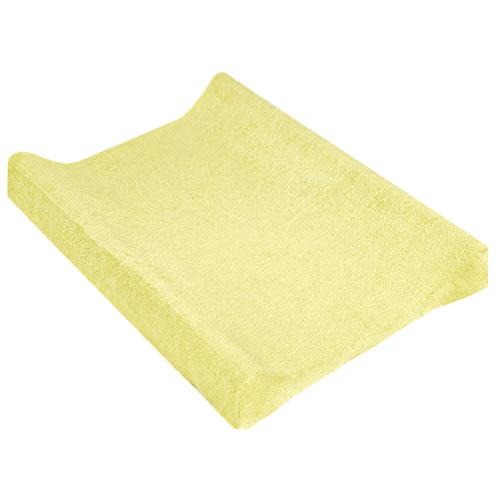 TyiMy návlek na podložku froté žlutý 70-80x50 cm 0139ZL